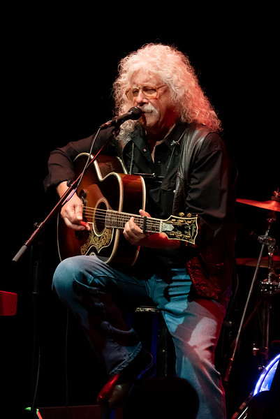 Arlo Guthrie with Sara Guthrie March 23,2019