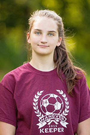 HANOVER GIRLS RESERVE SOCCER 2017-2018