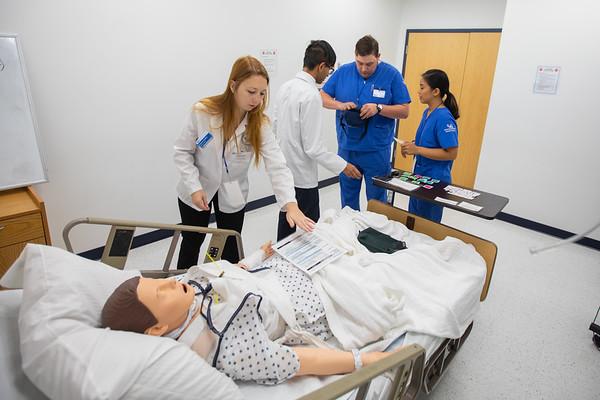 180294 Nursing, Pharmacy, Escape Room Simulations, Wende Hall