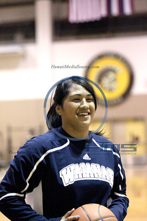 Waianae Girls Basketball - Mil 1-3-14