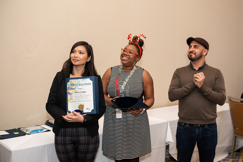 City of West Hollywood's Employee Recognition Luncheon