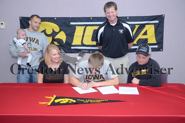 11-15 Marlin signs Iowa