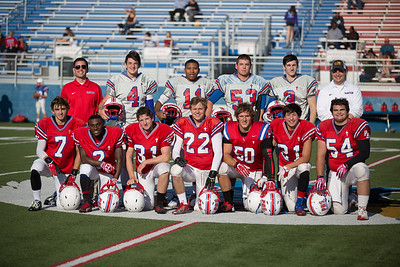 2014 PBS Red White Game