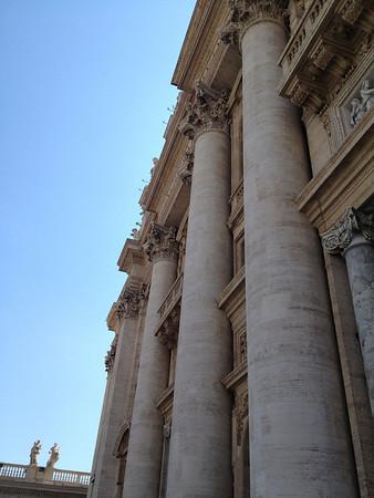 2012-07-12 - Vatican-St. Peters Basilica