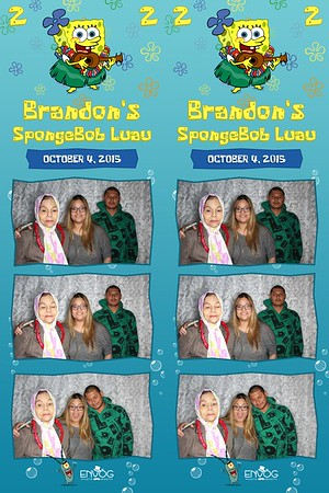 Brandon's Luau (prints)