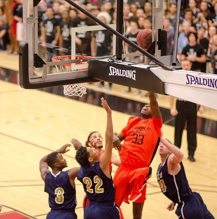 2014-01-24 Men's Basketball v Cal Baptist