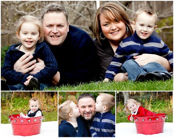 Reppucci Christmas Family Nov 2011