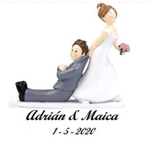 Adrian y Maica