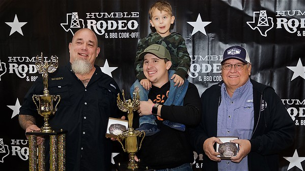 2020 BBQ COOK OFF AWARDS
