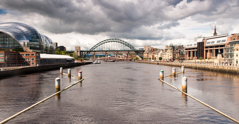 River Tyne at Newcastle/Gateshead