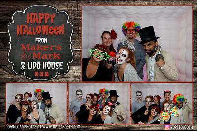Lido Halloween Party