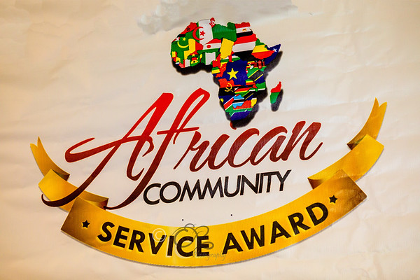 African Community Service Award