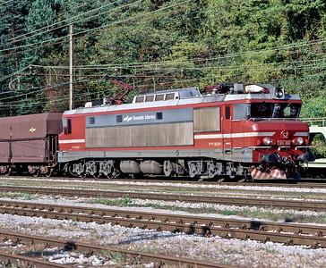 Slovenia Railways