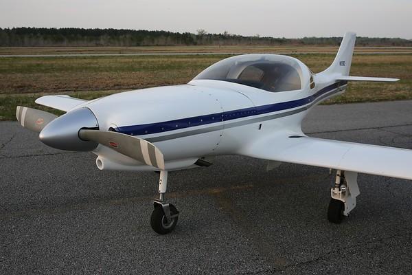 1996 Lancair 360, Norfolk, 28Mar20