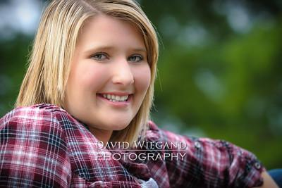 Erin Huff, Senior Portraits