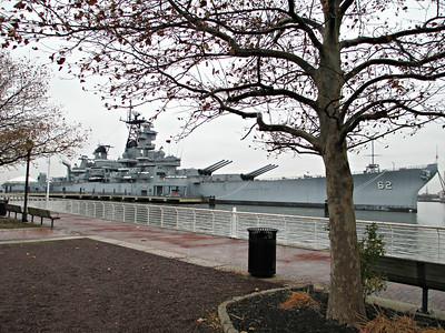 USS New Jersey - 2012