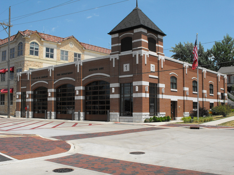 M.A.B.A.S. Division 13 Firehouses