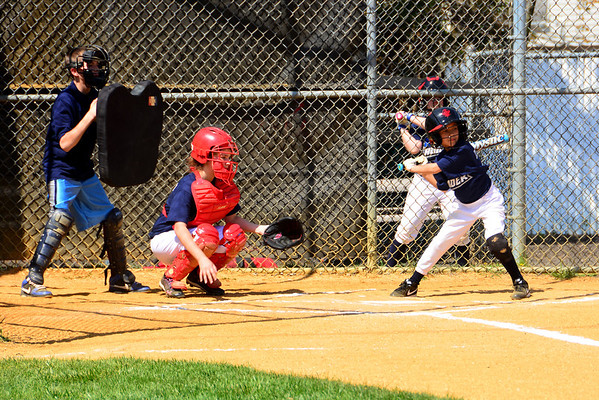 Jordan softball game on: 042713