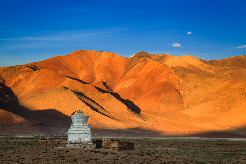 Ladakh Desert and Lakes Tour - June 2018