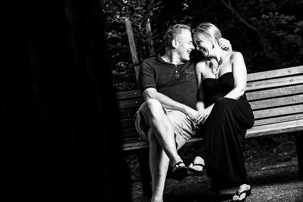 Carole and Patrick (Engagement Photography) @ Shoup Park, Los Altos, California