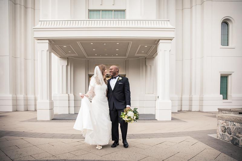 Yemi & Kristin's Wedding 2020