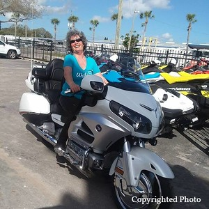 2018-06-24 Memorial Ride for Peggy Sue Palikiko