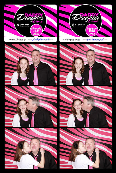 Daddy Daughter Dance 1-27-12