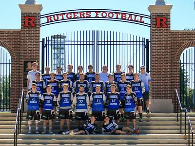 Rutgers D1 Experience 2018 Team