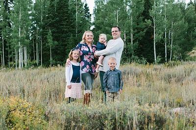 Tony Grove Family Photos