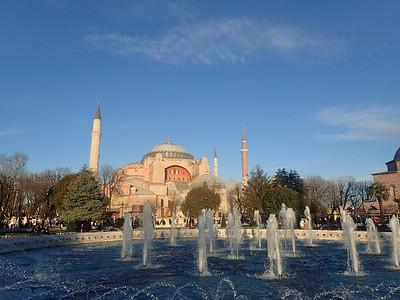 Istanbul, Jan '16