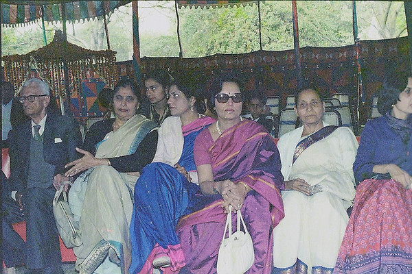 Karan Mama and Gita Mami's Wedding
