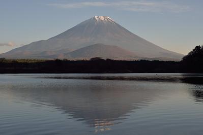 Fuji 5 Lakes Fall 2014