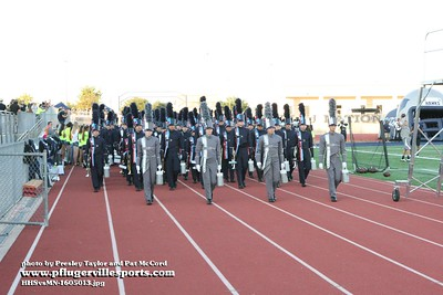 161014 Hendrickson Hawk Band and Dance