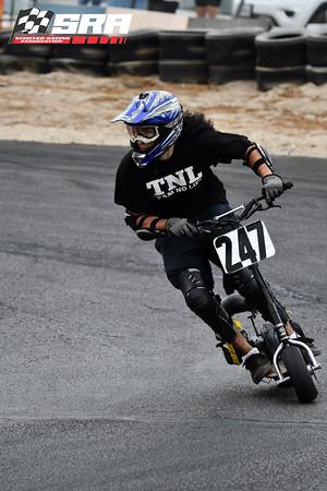 Go Ped Racer # 247