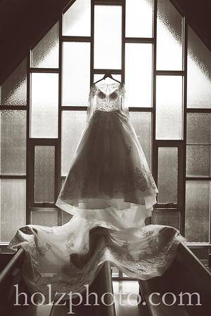 Amanda & Ben Creative Wedding Photos