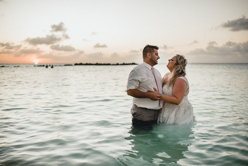 Requiem Images - Aruba Riu Palace Caribbean - Luxury Destination Wedding Photographer - Day after - Megan Aaron -17.jpg