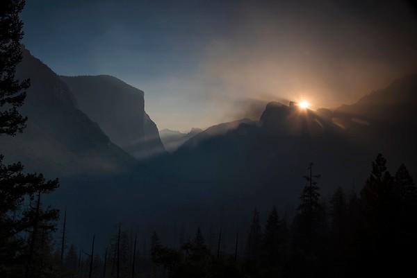 Yosemite NP 2017 + 2019