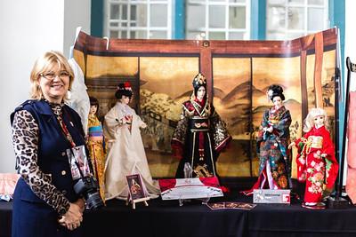 Amsterdam Artist Doll Exhibition 2016