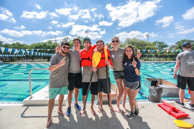 Rice University | RCEL Splashdown
