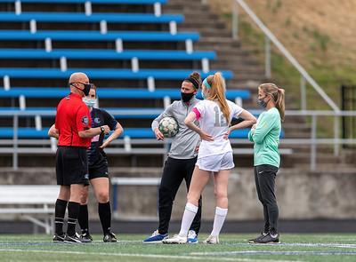 2021 - Varsity Girls Soccer