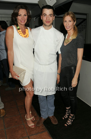 Countess Luann de Lesseps and Carole Radziwill at GEORGICA restaurant in Wainscott on 8-1-14.all photos by Rob Rich © 2014 robwayne1@aol.com 516-676-3939