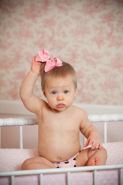 Natalie's 9 month Pix