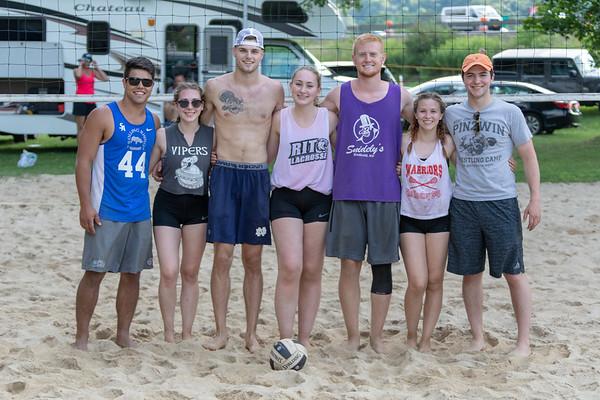 Spiedie Fest 2019 Volleyball