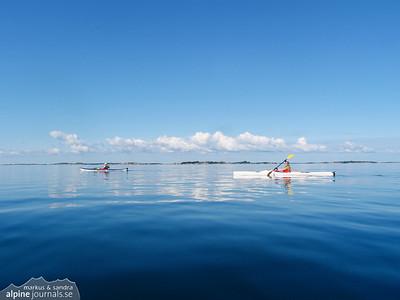 Kapellskär - Söderarm Kayaking, Stockholm Archipelago 2012