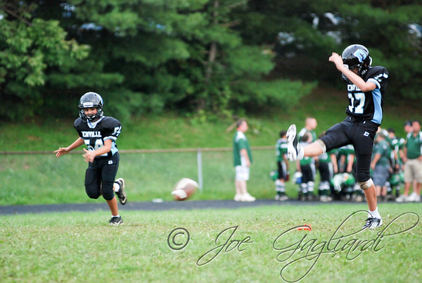 Sept 10 2011 - JV vs Hopatcong