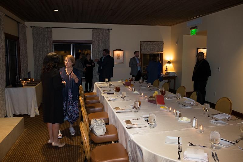 STRIVE Graduation dinner, November 2015