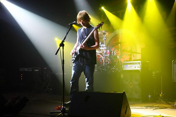 01.30.11 - School of Rock: Austin's Fuel Room - Metallica