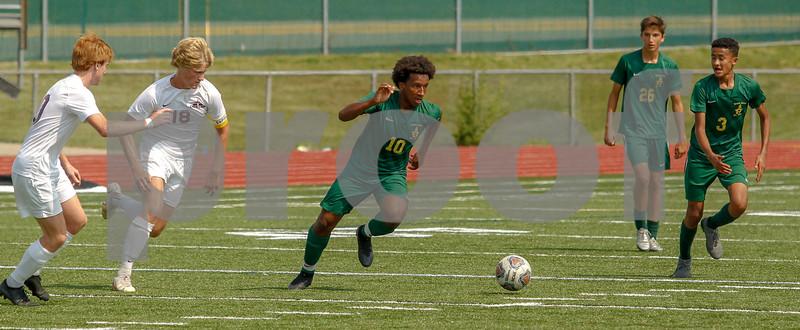 Soccer Dexter at Huron 08-21-2021
