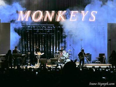 2018-10-19  Arctic Monkeys at Santa Barbara Bowl