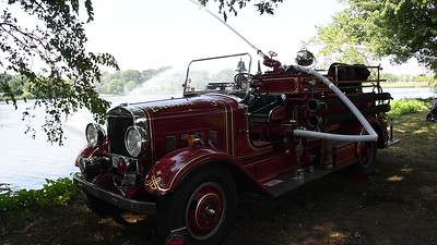 The Cradle Of Liberty Antique Fire Apparatus Association  The 2019 Muster